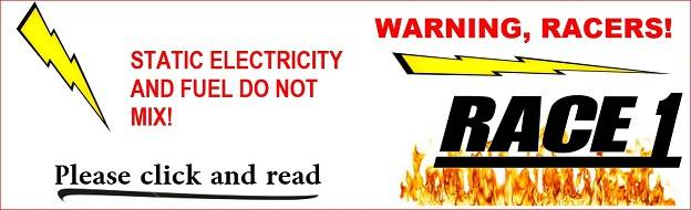 Static Electricity And Gasoline Hazards