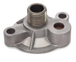 GM (General Motors) - 19299222 - 1968-2000 Small block 1968-1990 big block  Engine Oil Filter Adapter 305,350,396,400,402,454