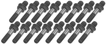 Chevrolet Performance Parts - 12371058 - Small Block Chevy LT1/LT4/ZZ4 Screw-In Rocker Stud Kit- For Use Only On Engines With Self Aligning Rocker Arms