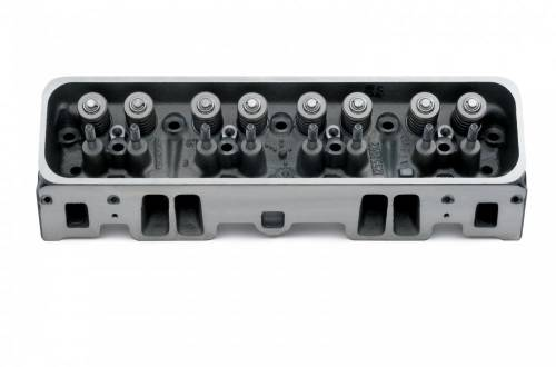 Chevrolet Perormance Parts - 12558060 - GM Performance SBC Cast Iron Vortec Cylinder Head - Complete
