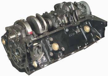 Chevrolet Performance Parts - 19419042 - ZZ Small-Block Partial  (shortblock) Engine