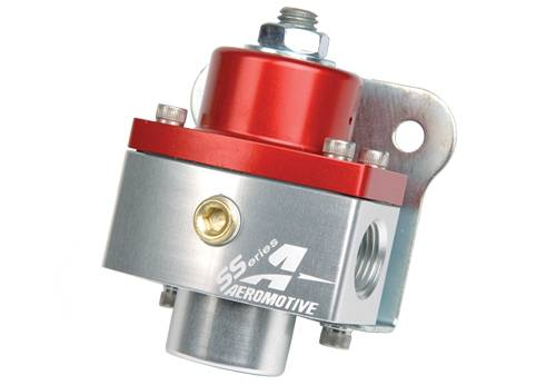"Aeromotive - AEI13205 - SS Series Adjustable 3/8"" NPT Regulator"