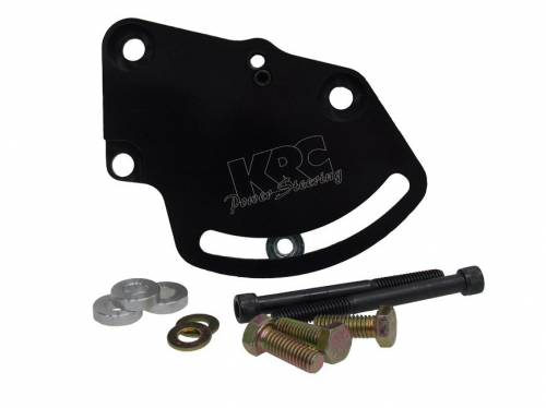KRC Power Steering - KRC 31410000 SB Chevrolet head pump mounting bracket kit