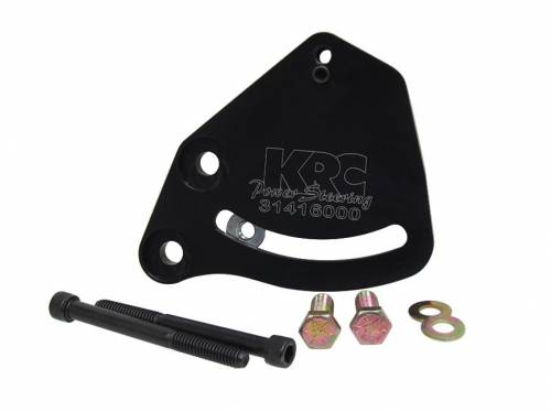 KRC Power Steering - KRC 31415000 SB Chevrolet block pump mounting bracket kit