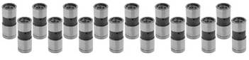 Chevrolet Performance Parts - GM (General Motors) 12371044 Small Block Or Big Block Chevy Flat Tappet Hydraulic Lifter Kit- 16 Lifters