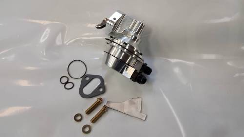 CV Products - CV-2508 Billet Aluminum Mechanical Fuel Pump 10.5 pounds