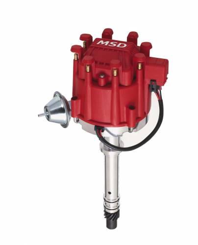 MSD Ignition - MSD-8365 GM HEI Billet Distributor