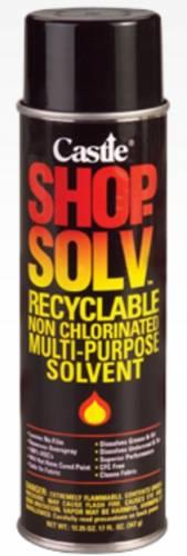 CASTLE® C2495 SHOP SOLV™