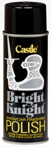 CASTLE® C1656-12 BRIGHT KNIGHT™ POLISH (1 case of 12)