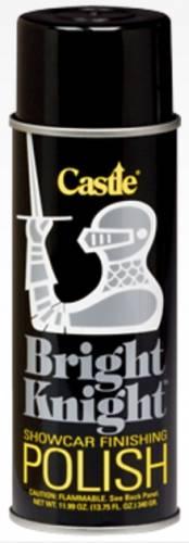 Castle - CASTLE® C1656-12 BRIGHT KNIGHT™ POLISH (1 case of 12)