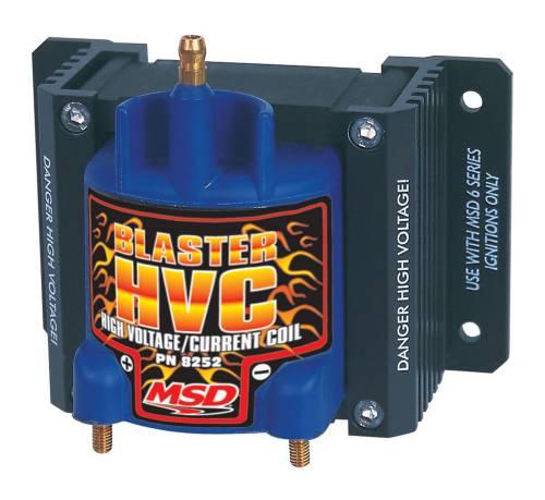 MSD Ignition - MSD-8252 Blaster HVC Coil