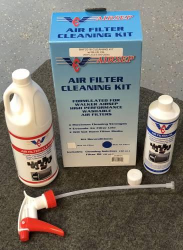 Walker Air Filters - Walker Performance Cleaning Kit - 3000475