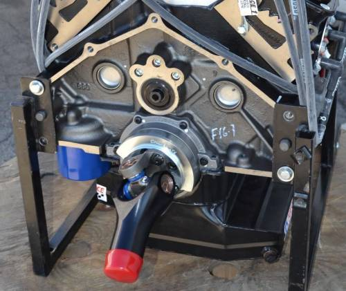 Chevrolet Performance Parts - Sprint Engines