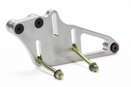 Jones Racing Fans - Low Mount Power Steering Pump Bracket Commonly Used on Modifieds