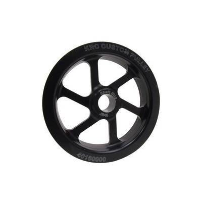 KRC Power Steering - Press On Serpentine Crate Engine Pulley (for use with Elite Series Pumps)