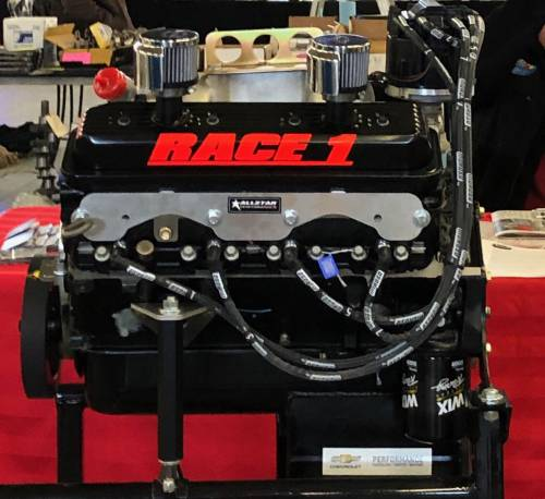 "Crate Innovations - 602R1S  ""Ready To Run"" 602 GM Sealed Engine with Secondary Seal System"