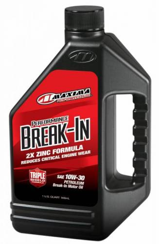Maxima Racing Oils - MAX-39-10901 Performance 10W30 Break-in Oil, 1 Quart