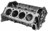 "Chevrolet Perormance Parts - 10105123 - Goodwrench Production Chevy Small Block - 4.000""-4.030"" Bore, 9.025"" Deck, 2.45"" Mains, 4 Bolt Main, Non-Siamesed Bores, 1 Piece Rear Main Seal"