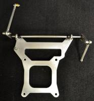 Race-1 Hot Crate Parts - 602 Hot Parts - Crate Innovations - CII-BLK216 - Sprint Car Throttle Linkage Package