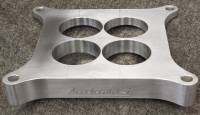 "Carburetors & Fuel Supply - Carb Spacers - Crate Innovations - CII-1002  Angled 1"" Circle Track Spacer for 602 Engines"