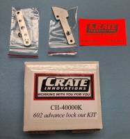 Ignition Parts - Lock Out Kit - Crate Innovations - CII-40000K  Crate Innovations 602 HEI Timing Advance Lock Out Kit