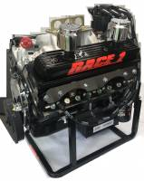"Race-1 Hot Crate Parts - 602 Hot Parts - Crate Innovations - 602R1 ""Ready To Run"" 602 GM Sealed Engine"