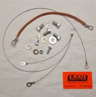 Race-1 604 Hot Crate Parts - Crate Innovations - CII-604GRD  Ground Kit