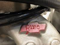 Documented Engine Seals - R1185
