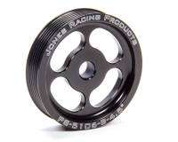 Jones Racing Fans - Jones Press Fit Serpentine Pulley for Crate Engines