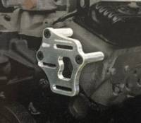 Cooling Parts - Jones Pumps & Components - Jones Racing Fans - Head Mount Power Steering Pump Bracket Commonly Used on Late Models