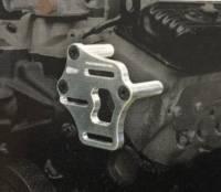 Jones Racing Fans - Head Mount Power Steering Pump Bracket Commonly Used on Late Models